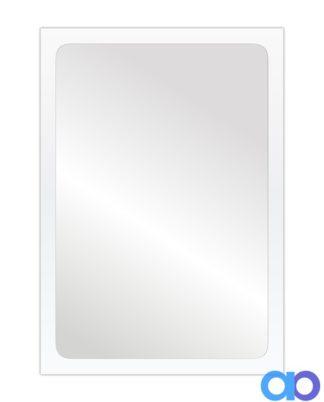 Espejo rectangular laqueado