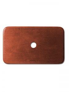 Tapa de cisterna madera natural - Cedro